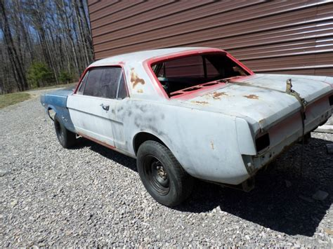 mustang barn 1965 ford mustang barn find for sale