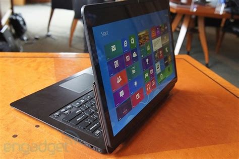 sony vaio fit 14 review engadget sony s vaio flip pc convertible laptops get priced in japan