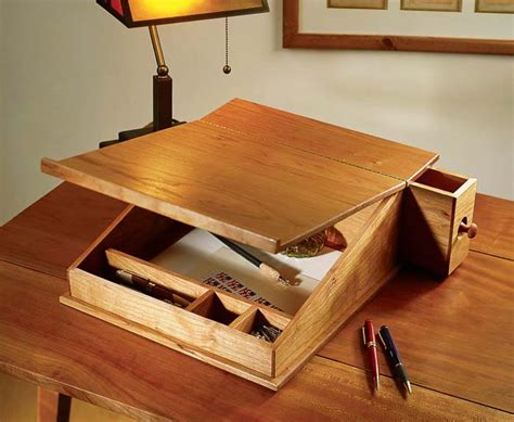make a lap desk how to build a desk a free ebook popular woodworking
