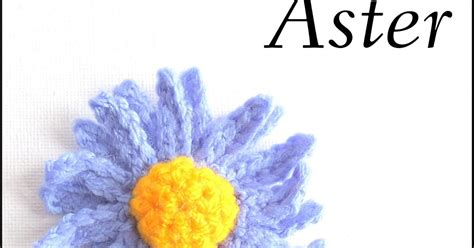 Aster Square by Siona Crochet Pattern Aster