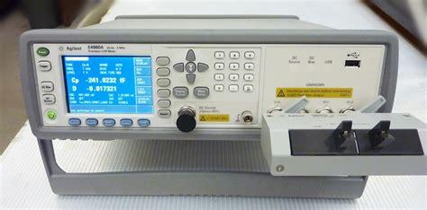 capacitance meter keithley capacitance meter keithley 28 images ohm meter coast equipment sales high voltage