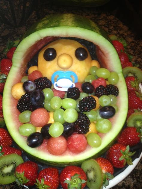 Baby Shower Watermelon by Baby Shower Watermelon Baby Baby Shower Ideas