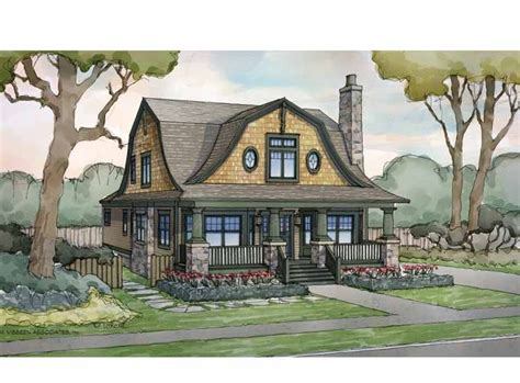 dutch gambrel house plans dutch house plan with 2685 square feet and 4 bedrooms from