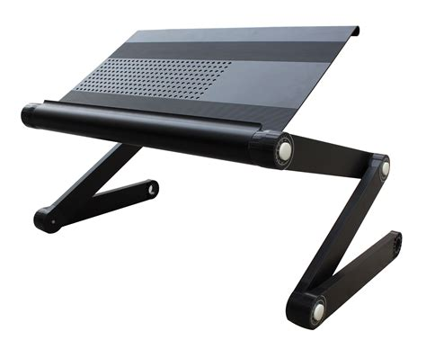 desk for laptop with fan best portable laptop desk with fan laptop table
