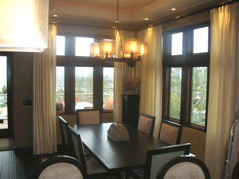 Dining Room Window Coverings Window Treatments