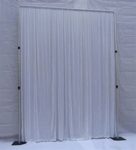 white pipe and drape white pipe and drape background white party pinterest