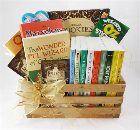 book gift basket gifts by age ages 12 and up the - Gift Ideas Books