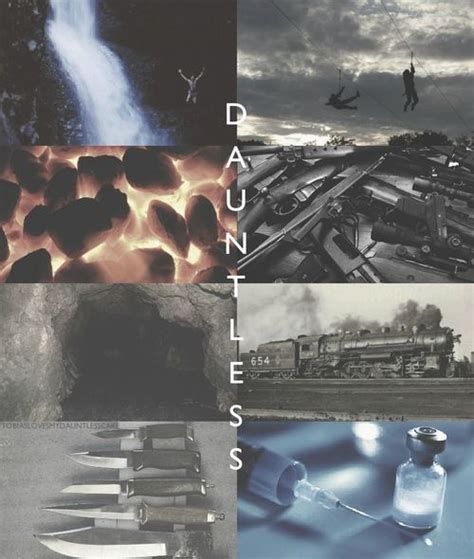 Dauntless The Brave Divergent divergent factions dauntless the brave initiation