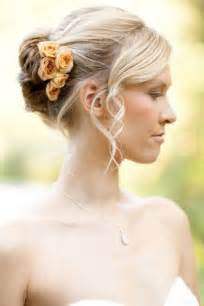 curl in front of hair pic 30 wedding hairstyles for medium hair