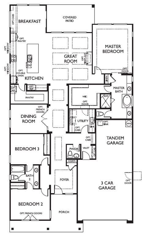 ashton woods homes floor plans cherry marley park
