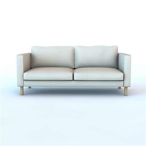 sofa at ikea ikea sofa vray 3d models
