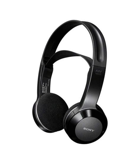 Sony Mdr Xba A1ap sony mdr if245 wireless headphones without mic mdr if245 mdrif245 available at snapdeal for rs 4490