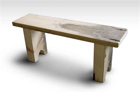 rustic tables and benches rustic white pine farm table bench olde good things