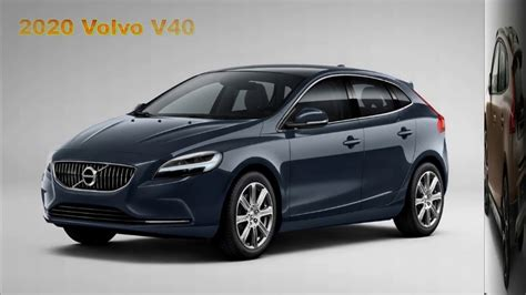 2020 Volvo S40 by 2020 Volvo S40 Review Review