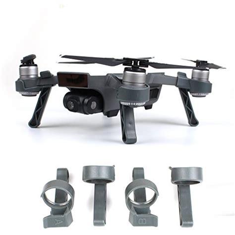 Dji Spark Landing Bracket Height fslabs dji spark landing gear legs height extender kit riser import it all