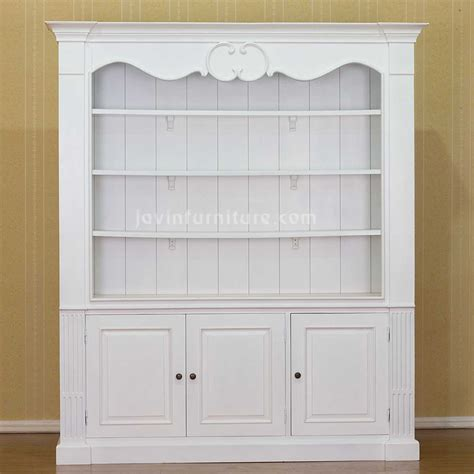 White Bookshelves With Cabinets 15 Photo Of White Bookcase With Cupboard
