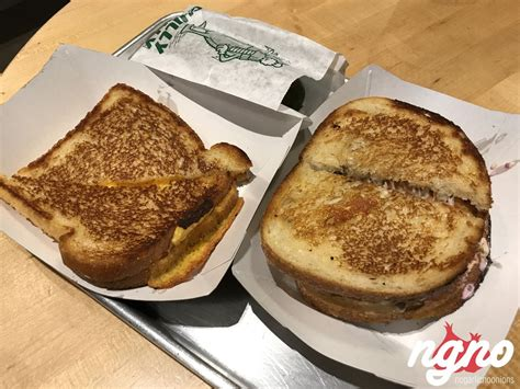 Sandwich Melt Cheese melt hearty cheese sandwiches in new york