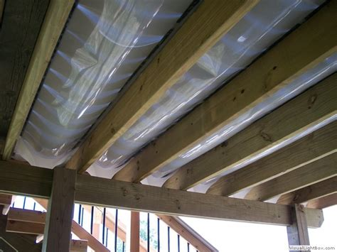 Best Deck Ceiling Systems by Deck Drainage Systems Diy 187 Design And Ideas