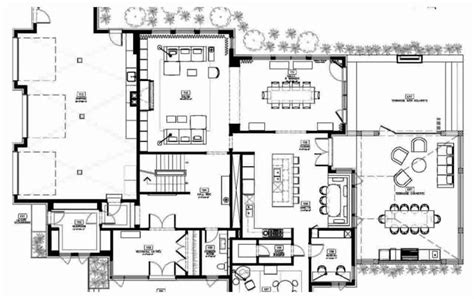 exle of house plan blueprint sle house plans minecraft modern house floor plans new home design floor