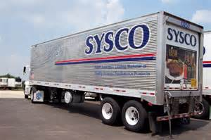 Truck sysco to buy us foods in distribution merger earth eats