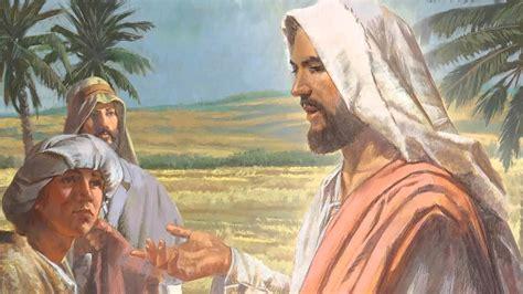 imagenes de jesus joven cap 237 tulo 42 el joven rico youtube