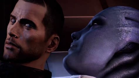 mass effect 3 romance scene liara youtube mass effect 3 romance scene liara youtube