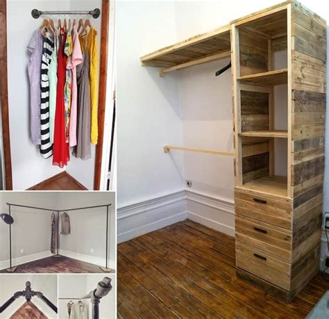 clever corner diy solutions 10 cool and clever diy corner closet ideas