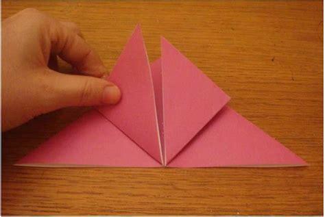cara membuat origami dari kupu kupu belajar cara membuat origami bentuk kupu kupu dari kertas