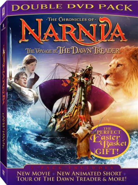 narnia film box set the chronicles of narnia the voyage of the dawn treader