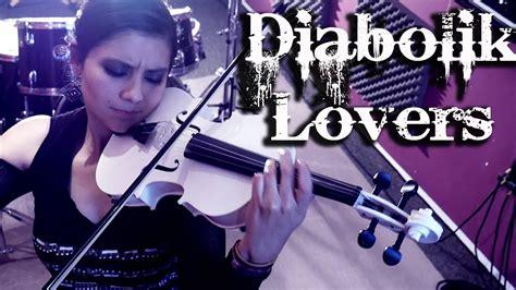 diabolik lovers op 1 mr sadistic night violin anime