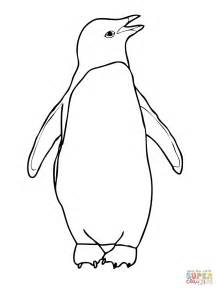 printable coloring pages penguin adelie penguin coloring page free printable coloring pages