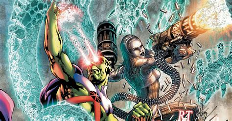 review stormwatch vol 2 enemies of earth trade
