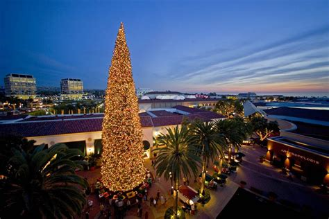 christmas light up in fashion island fashion island california myideasbedroom