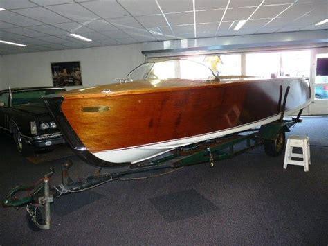 klassieke speedboot klassieke speedboot jaren 50 catawiki