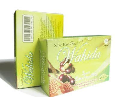 Sabun Wahida Gamat Emas sabun herbal wahida madu istana herbal