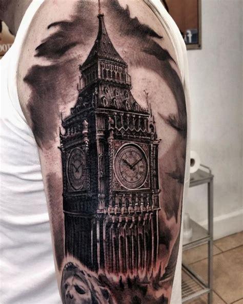 london tattoo big ben uhr tattoos 25 ideen bedeutungen bilder und entw 252 rfe