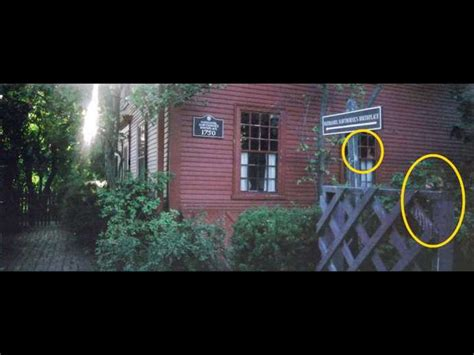 seven ghost house of seven gables ghost
