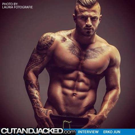chest tattoo bodybuilding cutandjacked com interview erko jun cutandjacked com