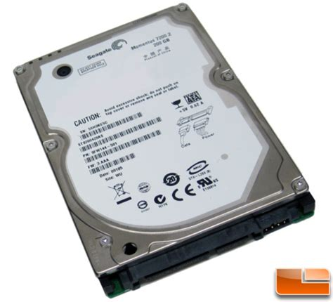 Hardisk 200gb Seagate Momentus 7200 2 200gb Notebook Drive Legit Reviewsseagate Momentus 7200 2 Drives