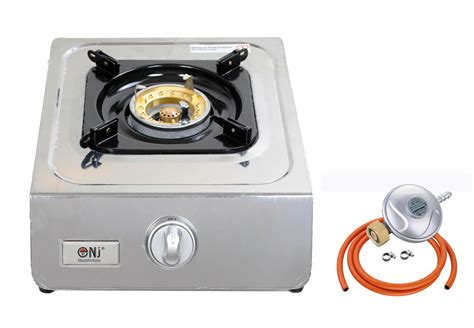 gas cooktop with wok burner nj ngb1 gas stove cooktop burner portable cing outdoor