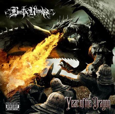 album cover busta rhymes year   dragon rap