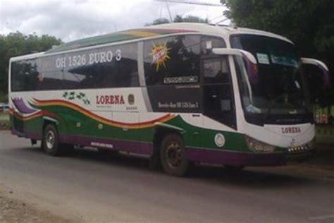 Harga Tiket Bus Lorena Terbaru Beserta Rute 2018