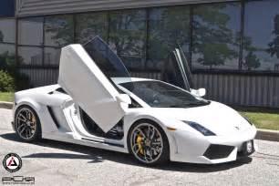 Lamborghini With Rims Lamborghini Gallardo With Pur Wheels By Inspired Autosport
