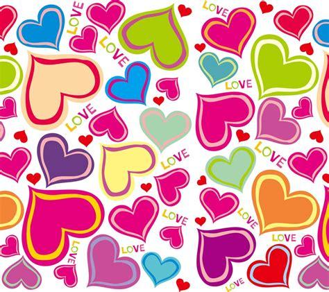 love pattern pinterest love patterns patterns pattern love color colorful heart
