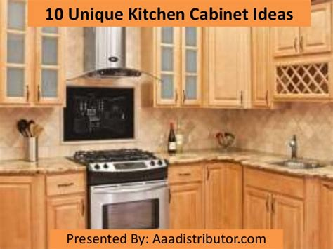 Cool Kitchen Cabinet Ideas by 10 Unique Kitchen Cabinet Ideas