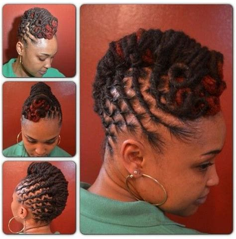 simple and elegant dreadhairstyles com 17 best images about dread hair style on pinterest