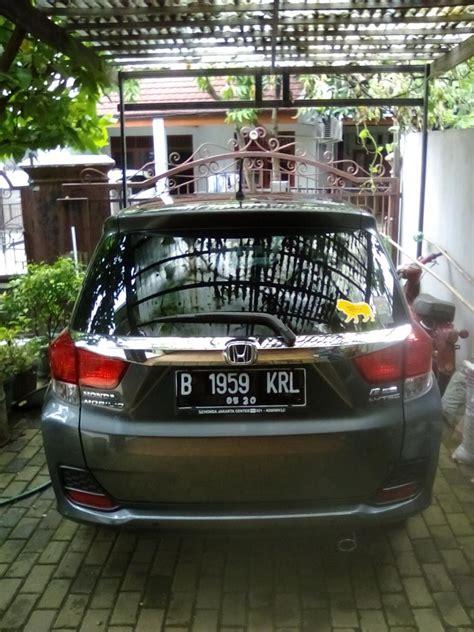 Honda Mobilio E Cvt honda mobilio e cvt prestige mobilbekas