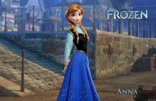 We have a feeling we re gonna love anna from frozen oh my disney