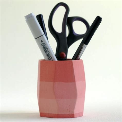 cool pen holders 15 creative pen holders for home office rilane