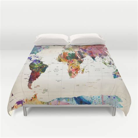 Coolest Duvet Covers the of the duvet cover by society 6 cool picks